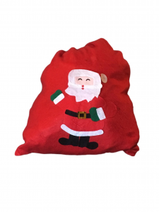 Awesome Value Christmas Decor. Pack this Santa Sack with Holiday gifts for your kids.