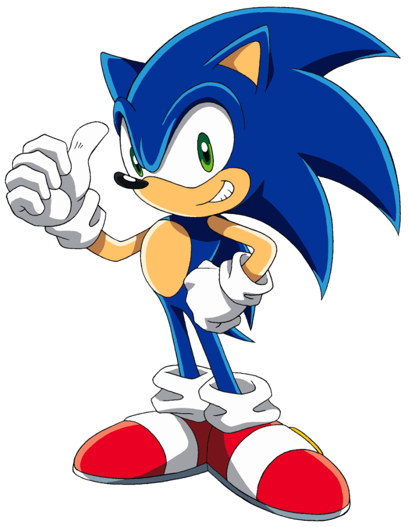The 10 Cutest Video Game Characters in Gaming History Sonic