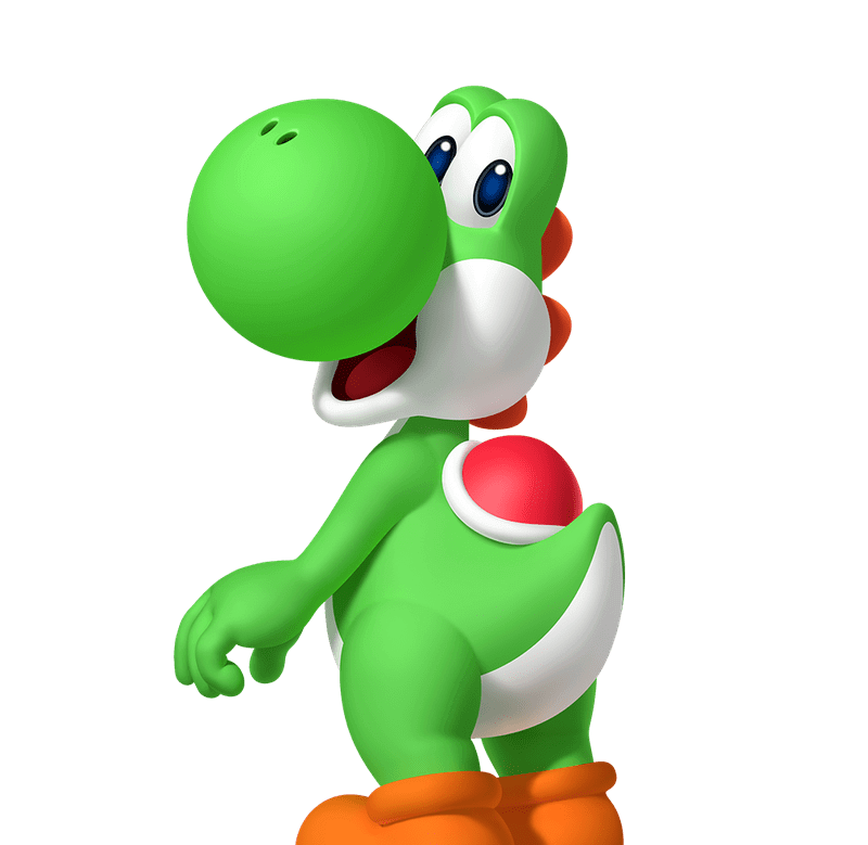 The 10 Cutest Video Game Characters in Gaming History Yoshi