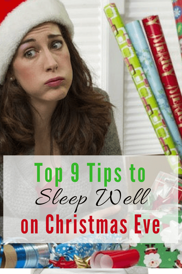 From personal experience, whenever I get excited I never want to go to bed so I have collected these tips to do to sleep well on Christmas eve.
