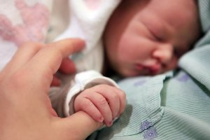 How To Prevent SIDS sleeping newborn