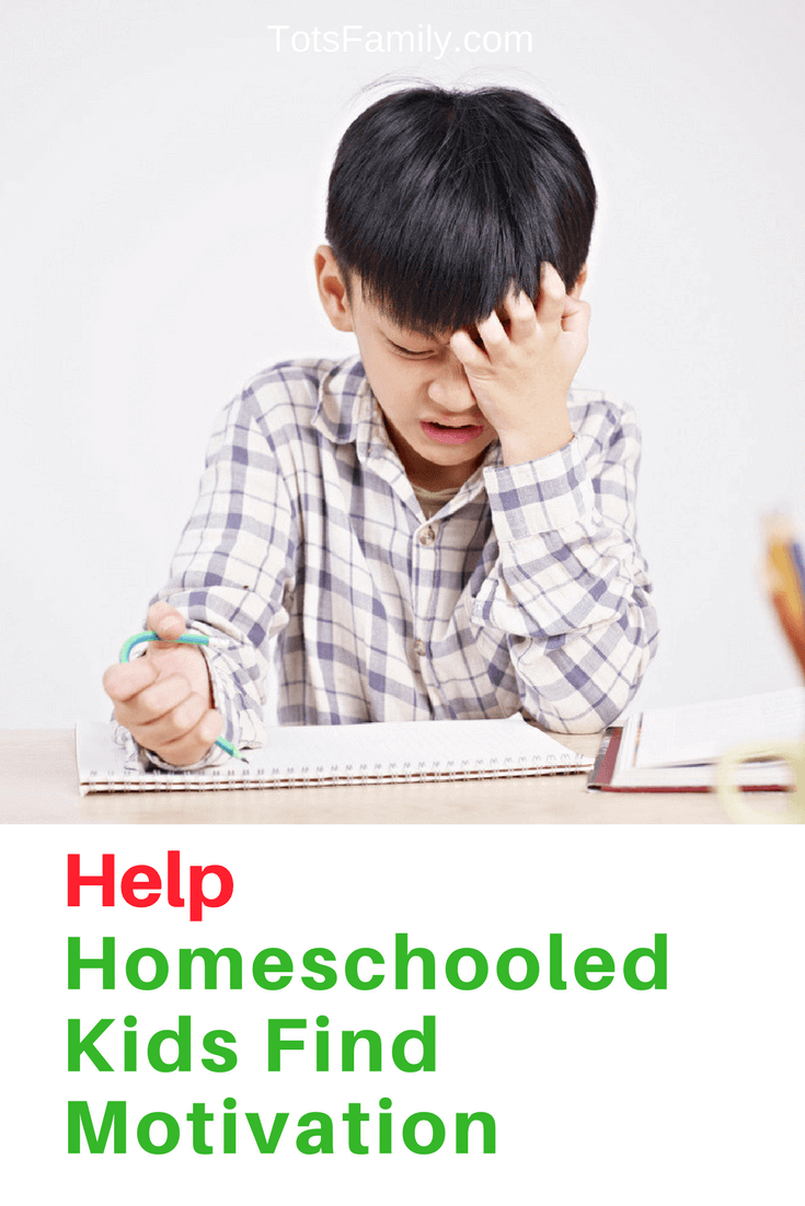 Putting emphasis on how children learn rather than what they learn is one of the keys to ensuring we are helping Homeschooled kids find motivation.