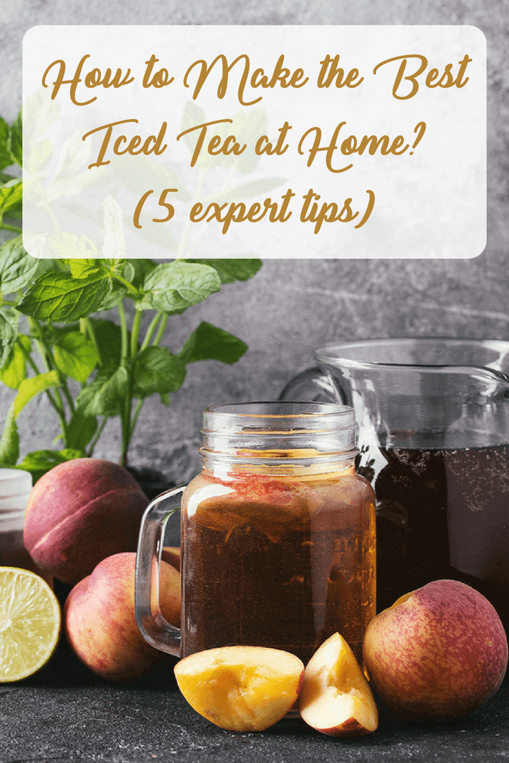 You want to know how to make the best iced tea at home? In that case, you have to keep in mind certain expert tips. At the same time, you also need to avoid making common mistakes.