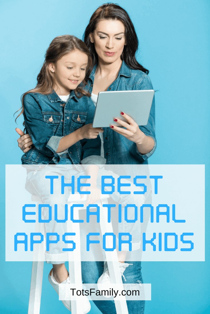 What are the Best Educational Apps for Kids? There's a huge amount of online apps around aimed at children.