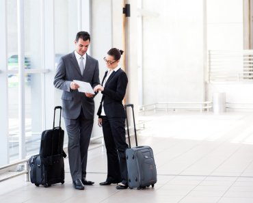 Traveling for business is fun if you learn these ways to make business travel easier, but it can also be stressful and cause you unwanted angst.