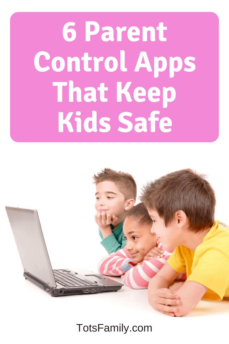 6 Parent Control Apps That Keep Kids Safe