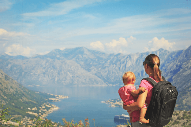 Baby on Tour - A Guide to Travelling With a Pram