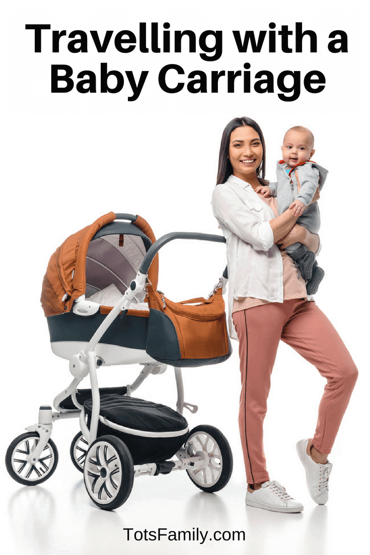 Baby on Tour - A Guide to Travelling with a Baby Carriage