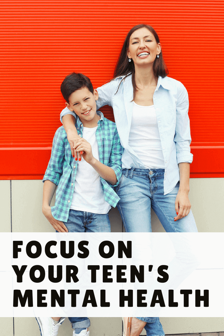 """Teenage"" is a stage that is characterized by many physical and mental changes in an individual - Focus On Your Teen's Mental Health."