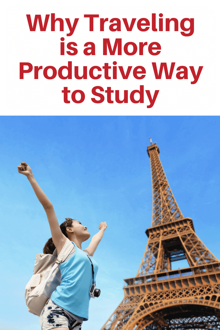 Why Traveling is a More Productive Way to Study