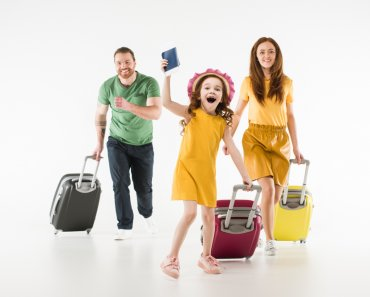 Family vacations are loads of fun, but they can also be very stressful traveling with children - check out these 10 travel tips for a stress free family vacation.