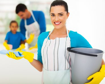It's all about the new house these days - check out our New Home Cleaning Checklist.