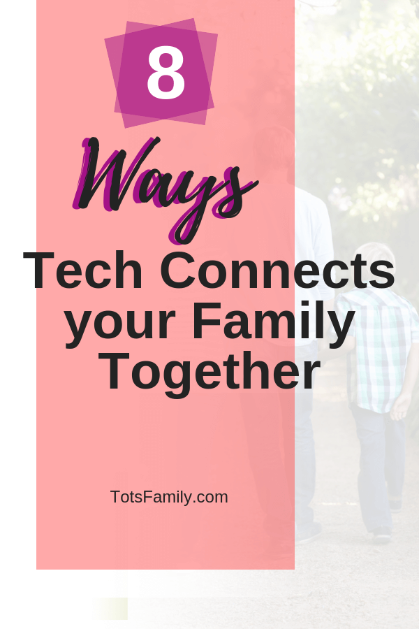 TOTS Family, Parenting, Kids, Food, Crafts, DIY and Travel 8-Ways-Tech-Connects-your-Family-Together Are Smart Devices all Bad? 8 Ways Tech Connects your Family Together Health & Wellness Parenting TOTS Family  marriage stress marriage kids and technology