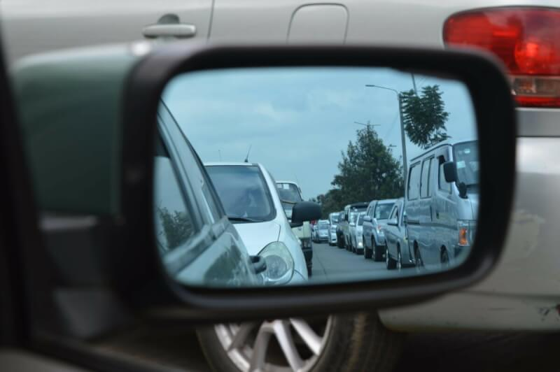 photo of exterior rear view mirror - Kids on Board: Must Know If Driving With Kids