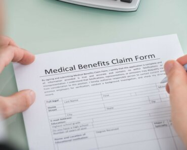 image of a medical form on 3 Important Insurance Deadlines You Should Know Before Changing Your Medical Coverage