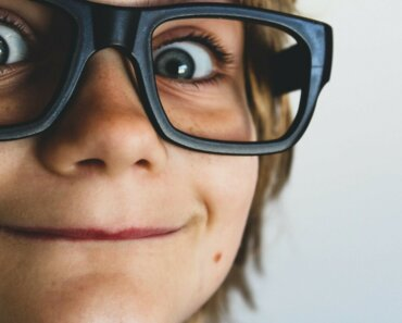 On Keeping Your Child's Eyes Healthy