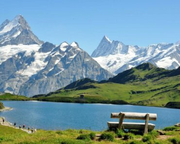image of the swiss alps mountains - What To See and Do In Switzerland For the Greatest Family Trip