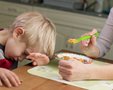 Meal Ideas For Fussy Eaters is not working for this boy