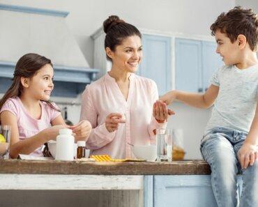 3 Ways Multivitamins Help Parents Keep Their Kids Healthy